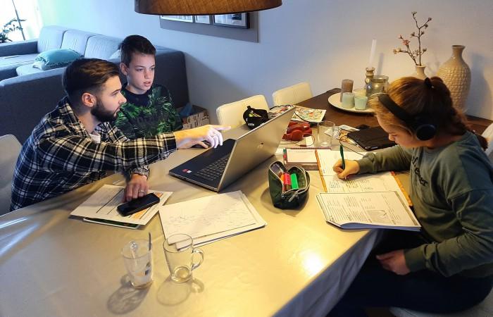 Graafschap college opvang kinderen